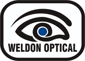 Weldon Optical Logo